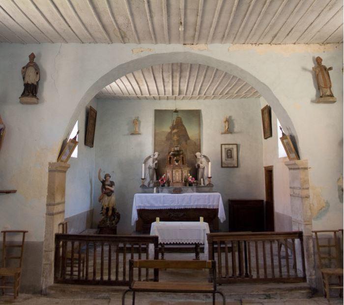 Journées du patrimoine 2019 - Visite libre de la chapelle du Prélot