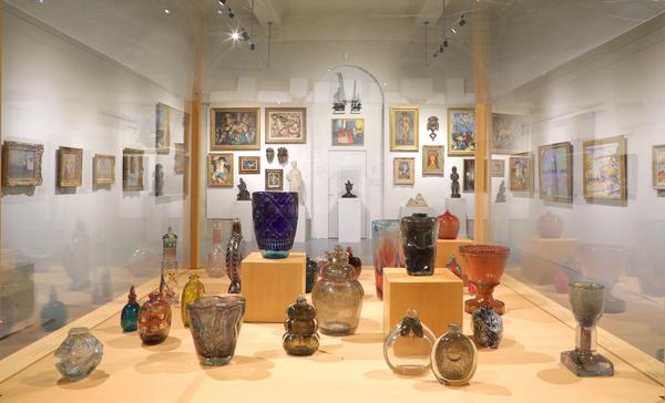 Nuit des musées 2019 -Translation, collections du musée d'Art moderne