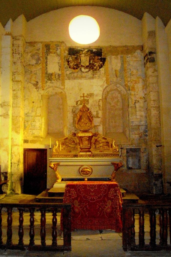 Journées du patrimoine 2019 - Découvrez l'art de la restauration des fresques