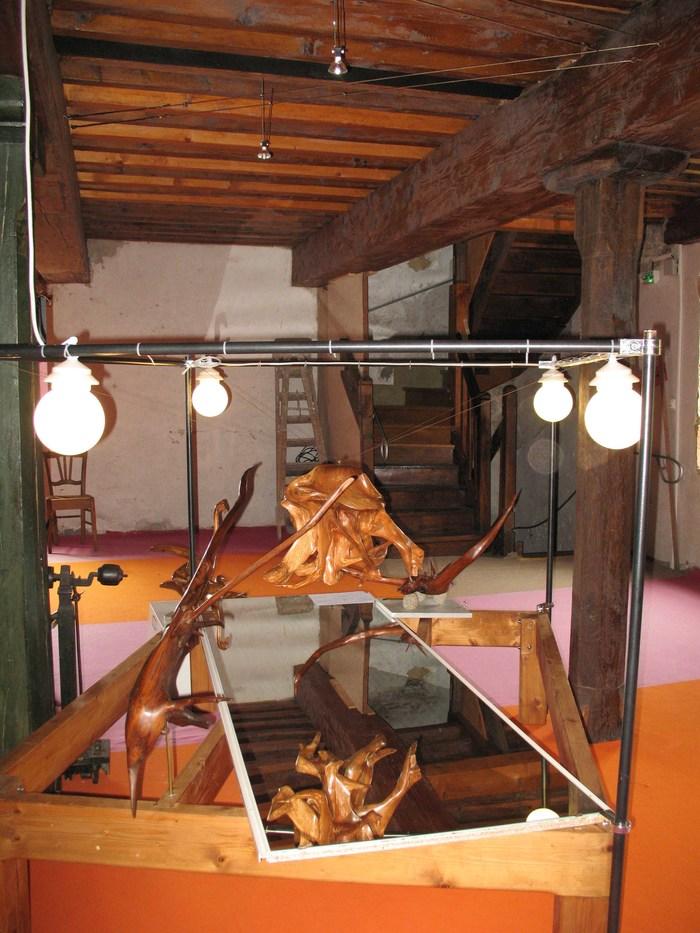 Journées du patrimoine 2019 - Moulin et Art
