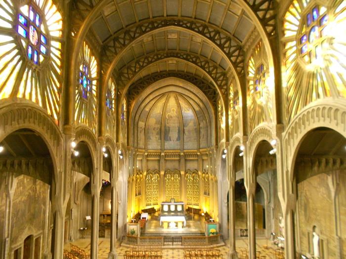 Journées du patrimoine 2019 - Visite libre de l'église Saint-Christophe de Javel
