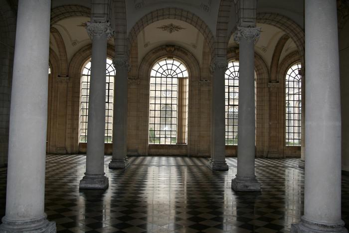 Journées du patrimoine 2020 - L'abbaye de fonds en comble- visite guidée en exclusivité