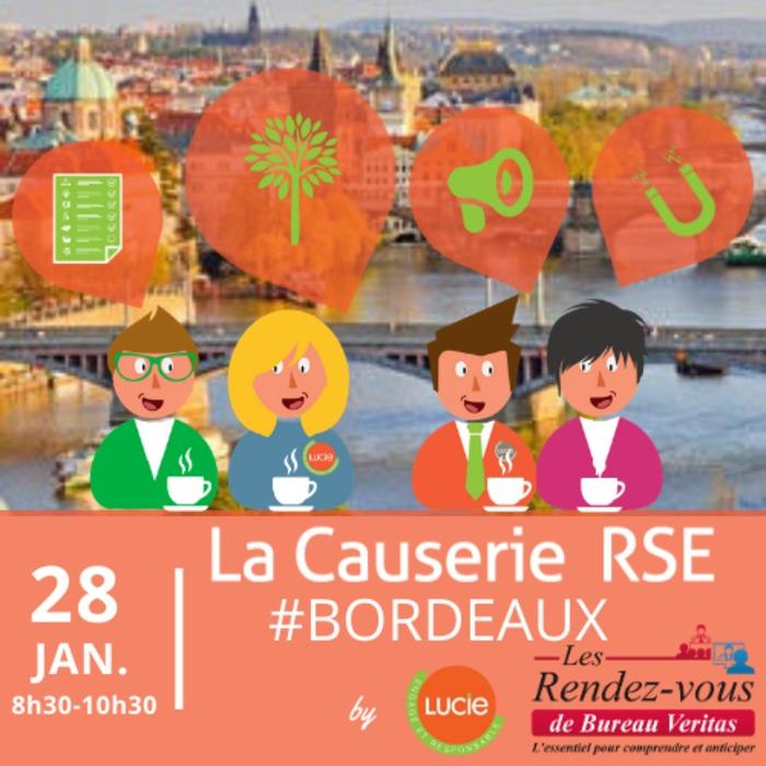 Causerie RSE by LUCIE à Bordeaux