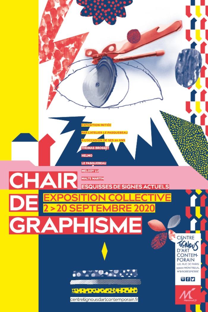 Chair de graphisme - Vernissage 2/2