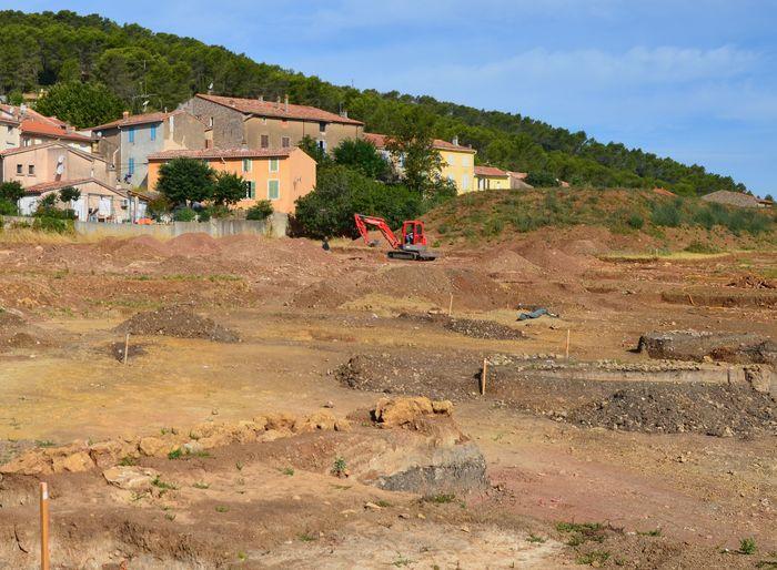 Journées du patrimoine 2019 - Actualité archéologique dans le Var, d'après les fouilles préventives 2018/2019