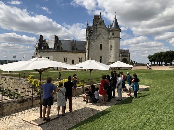 Journées du patrimoine 2020 - Présentation Amboise en 10 minutes chrono