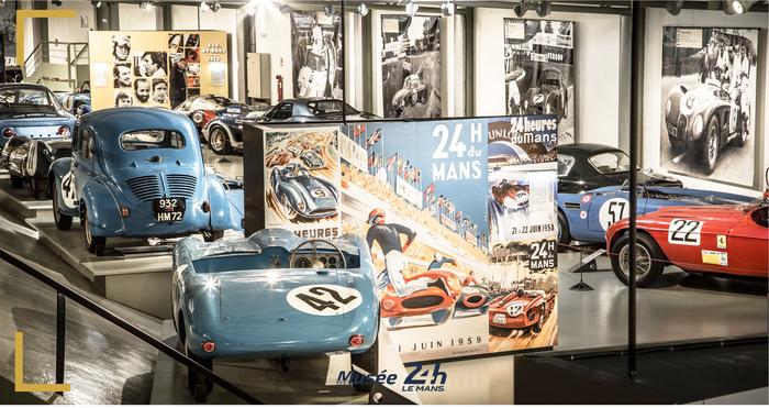 Journées du patrimoine 2020 - Visite libre du Musée des 24 Heures du Mans