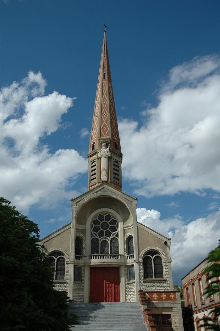 Journées du patrimoine 2019 - Visite libre de l'église du Christ-Roi de Migennes