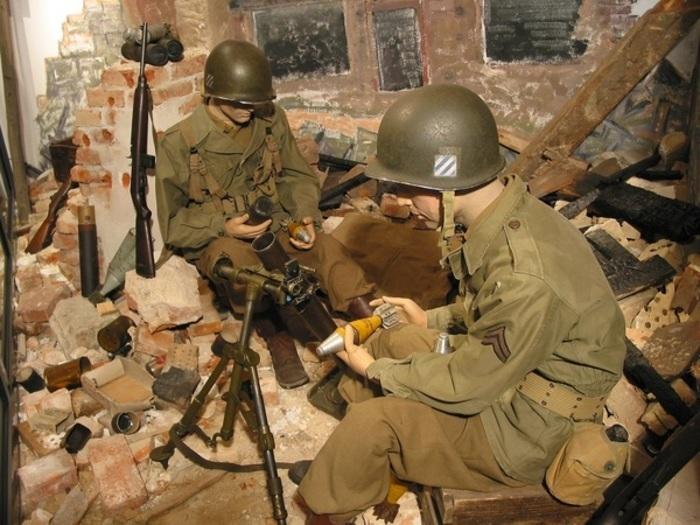 Journées du patrimoine 2020 - Portes ouvertes du Musée Mémorial des Combats de la Poche de Colmar
