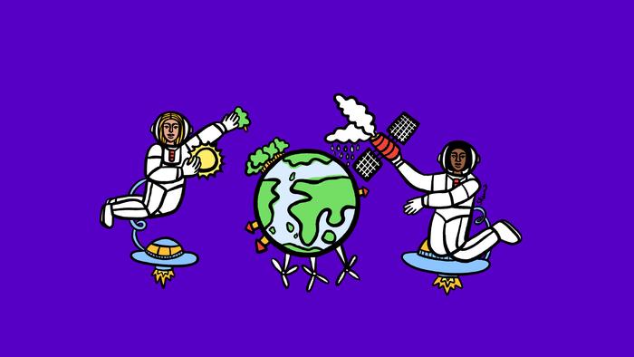 Happy Hour : Peut-on réparer la Terre grâce à la technologie ?