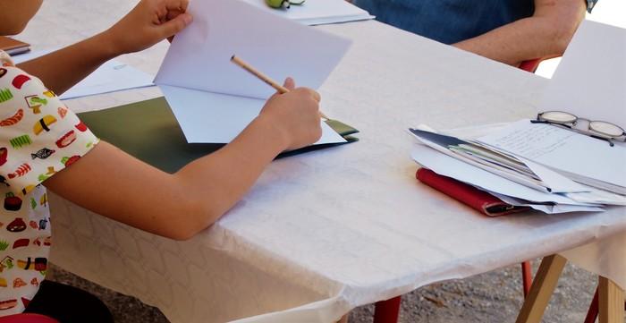 Journées du patrimoine 2019 - Atelier d'écriture : L'écrit des bêtes