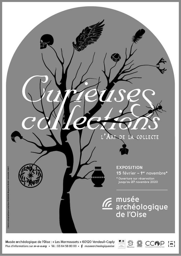 Journées du patrimoine 2020 - Visite libre de l'exposition Curieuses Collections