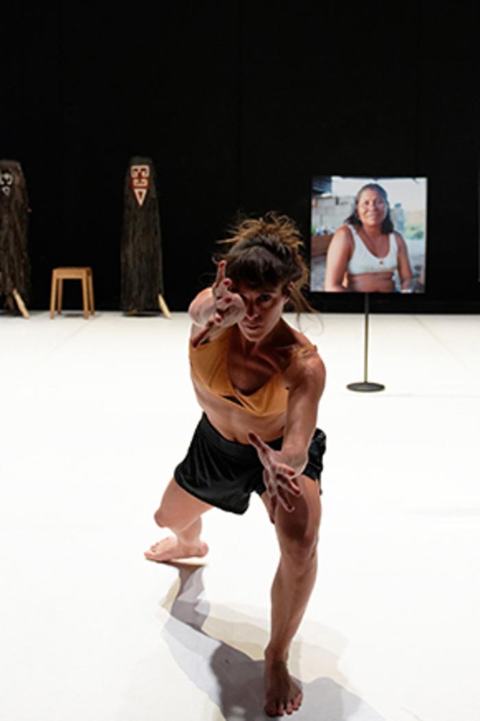 Sa dernière création Selve, qui porte au théâtre des paroles d'Amazonie collectées en forêt guyanaise et brésilienne, sera jouée au grand théâtre d'Albi avec la Scène nationale.
