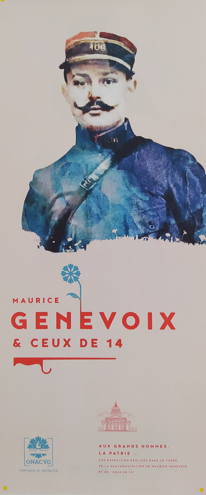 Journées du patrimoine 2020 - Annulé | Découverte de l'exposition autour de Maurice Genevoix