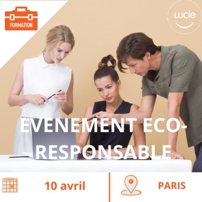 Formation : Organiser un événement éco-responsable