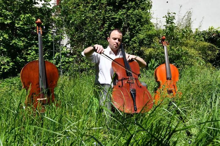 Journées du patrimoine 2020 - Concert de violoncelle de Patrick Langot