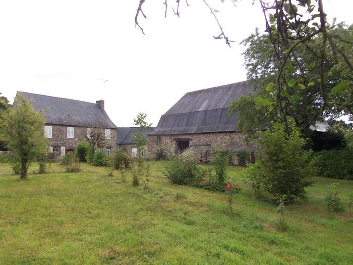 Journées du patrimoine 2020 - Visite de l'enclos paroissial et de sa grange dîmière à St-Georges-de-Chesné