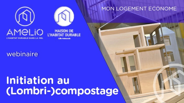 Initiation au (lombri-)compostage