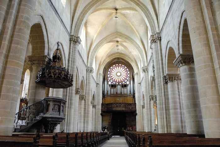 Journées du patrimoine 2019 - Découverte de l'église Notre-Dame