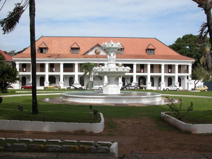 Journées du patrimoine 2019 - L'Hôtel préfectoral des Palmistes, ancien couvent des Jésuites