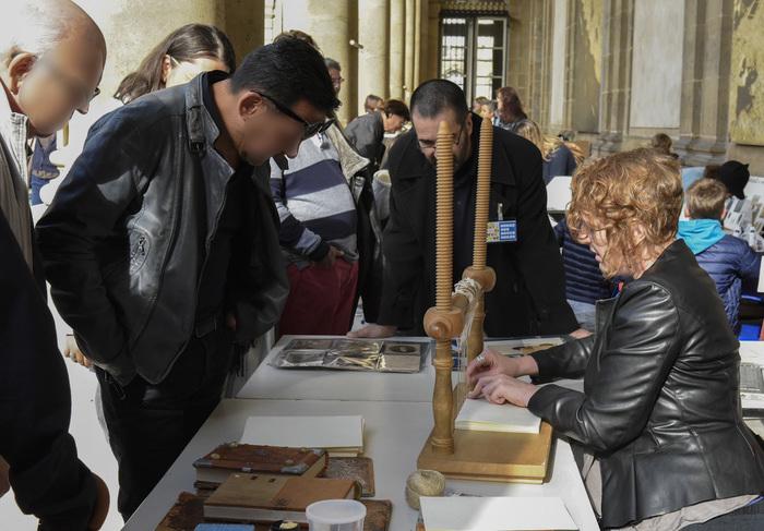 Journées du patrimoine 2019 - Rencontres avec les techniciens d'art des Archives nationales