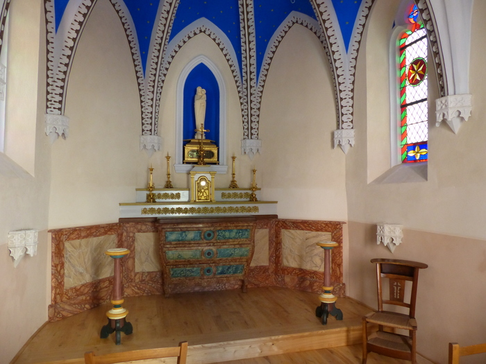 Journées du patrimoine 2020 - Retour sur la restauration de la Chapelle Notre Dame de Frontenex