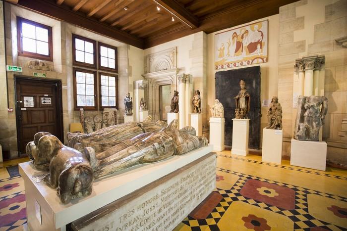 Journées du patrimoine 2020 - Visite guidée du Musée de la Princerie