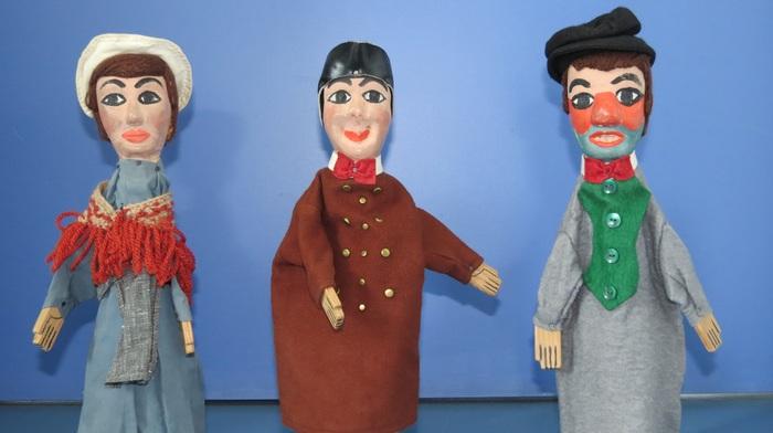 Journées du patrimoine 2020 - Atelier : fabrication d'une marionnette de Guignol, Gnafron ou Madelon