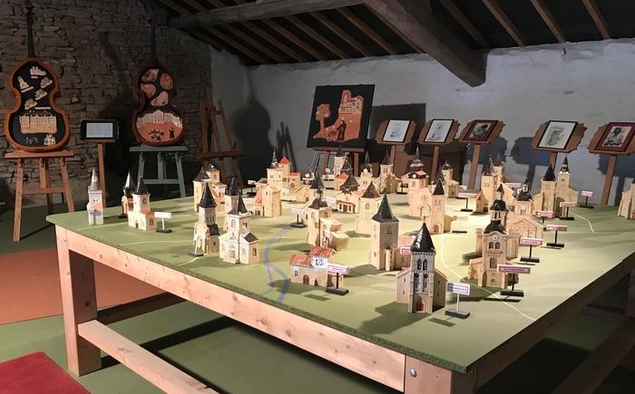 Journées du patrimoine 2020 - Visite de l'Atelier de la passion à Frémeréville-sous-les-Côtes