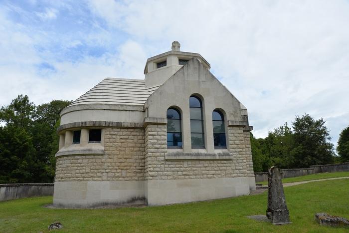 Journées du patrimoine 2020 - Visite guidée de la chapelle de Louvemont-Côte-du-Poivre