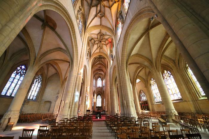 Journées du patrimoine 2020 - Visite de la basilique Notre-Dame-d'Espérance