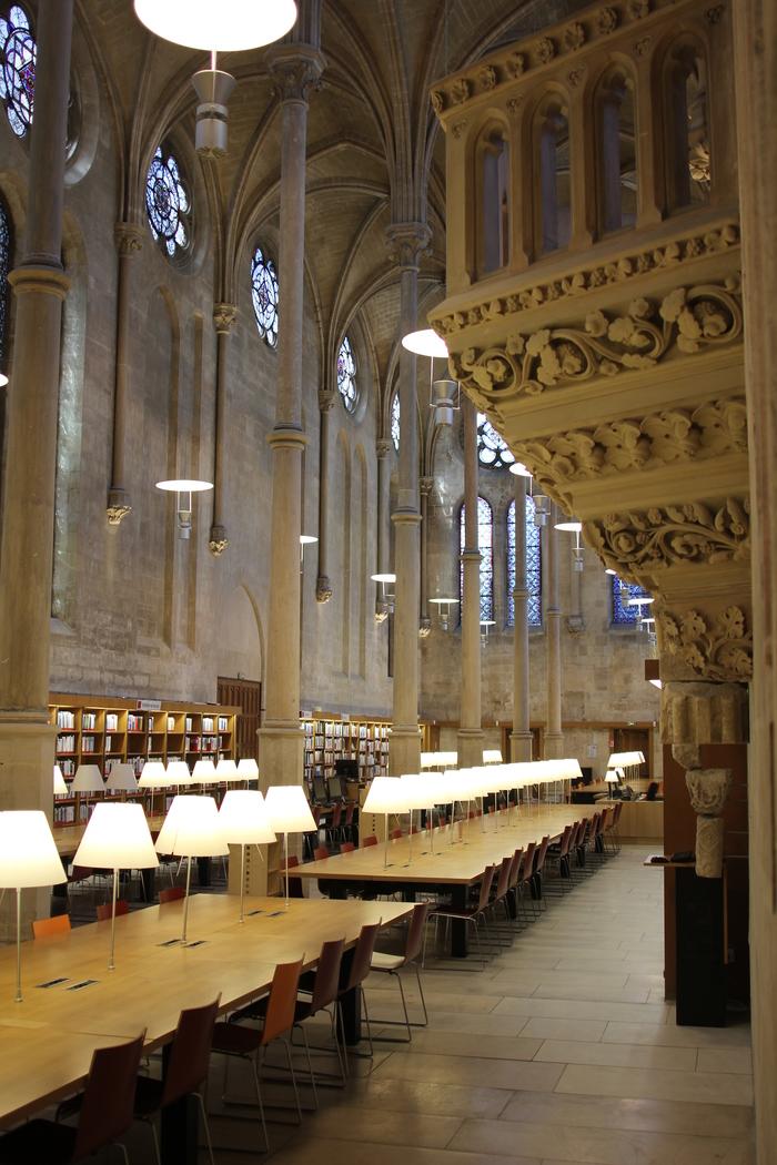 Journées du patrimoine 2020 - Visites de la bibliothèque centrale du Conservatoire national des arts et métiers