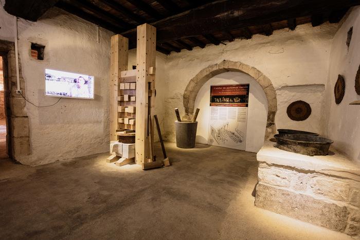 Journées du patrimoine 2019 - Visite libre d'une parfumerie reconstituée