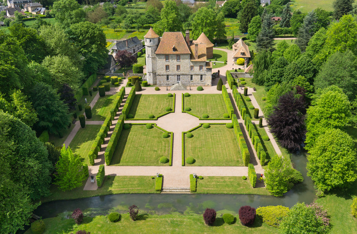 Journées du patrimoine 2020 - Visite libre du château de Vascœuil