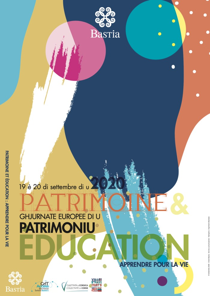 Journées du patrimoine 2020 - Les artistes bastiais de l'époque Contemporaine du Second Empire à nos jours