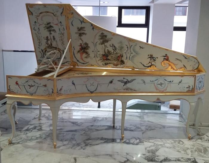 Journées du patrimoine 2019 - Concert de clavecin