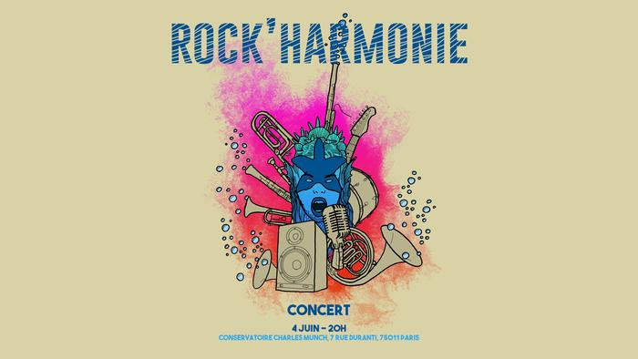 Concert - Rock'Harmonie