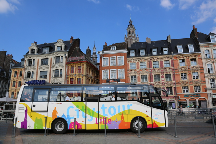 Lille City Tour