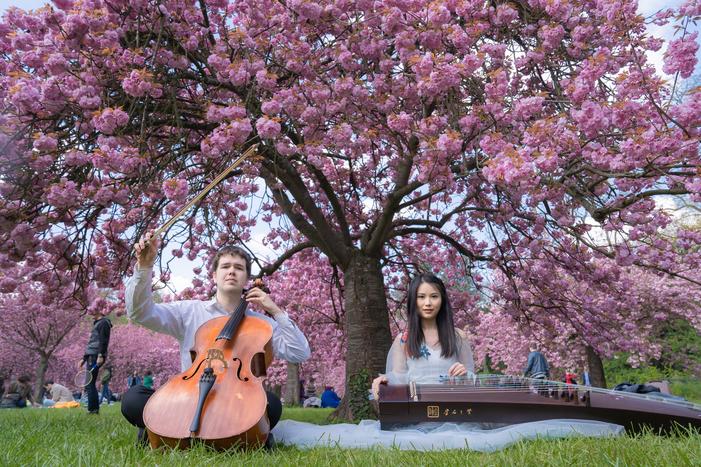 Fête de la musique 2019 - Elfes Franco-Chinois dans le jardin secret