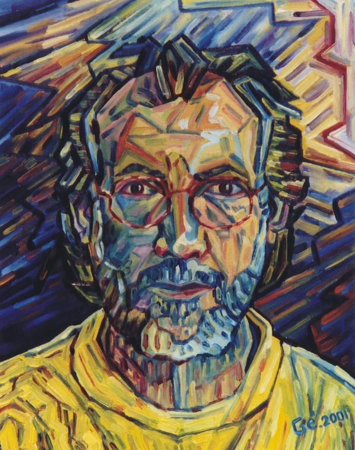 Exposition de peintures de Gérard Servais et sculptures de Guy Jorry
