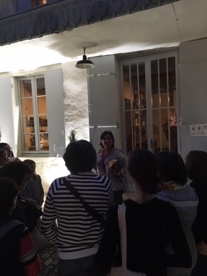 Nuit des musées 2019 -Visites et lectures de la maison de François Mauriac