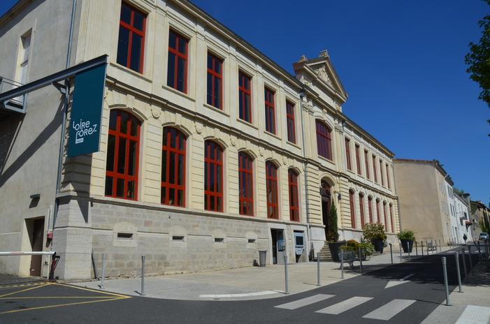 Journées du patrimoine 2020 - Visite de l'hotel d'agglomération Loire Forez