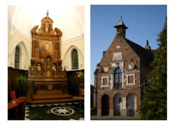 Journées du patrimoine 2020 - Visite guidée de l'Eglise Saint Martin et de l'Hôtel Echevinal
