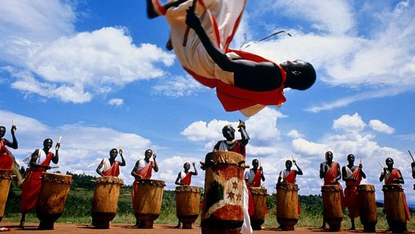 Fête de la musique 2019 - les Maîtres Tambours du Burundi - IKIYAGO