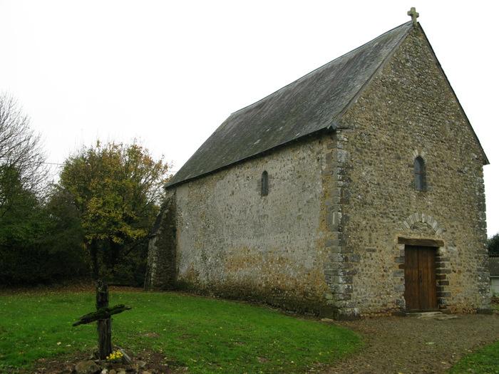 Journées du patrimoine 2020 - Chapelle de Montreuil