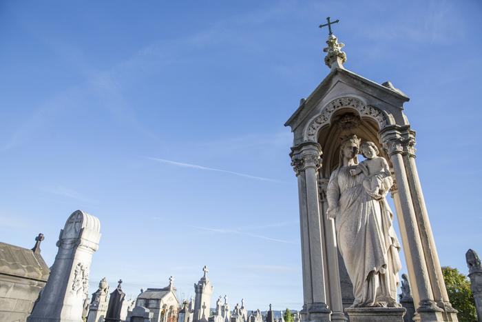 Journées du patrimoine 2019 - Le cimetière du Crêt-de-Roc