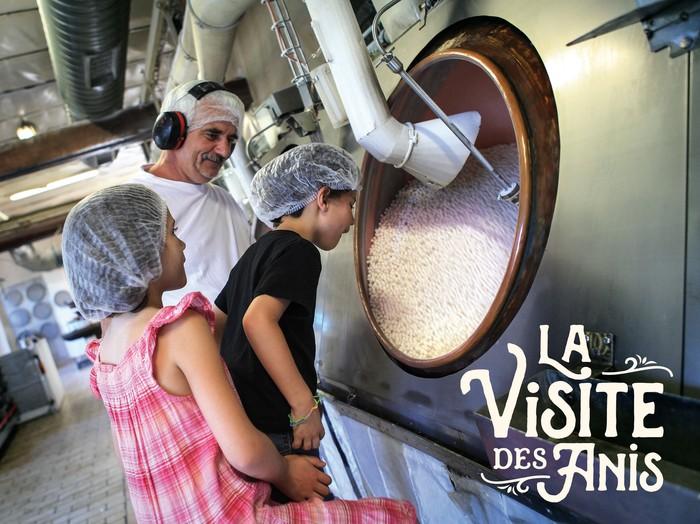 Journées du patrimoine 2020 - Visitez la fabrique des anis, la crypte et les anciens ateliers de l'abbaye !