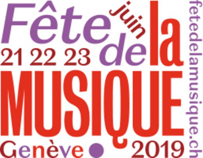 Fête de la musique 2019 - Du 21 au 23 juin en Ville de Genève