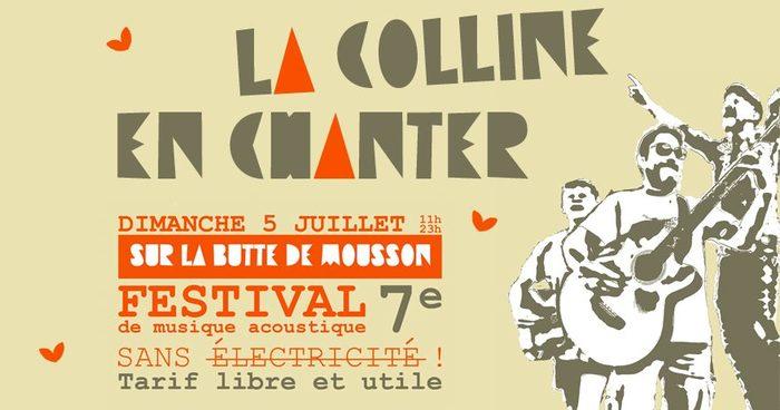 [ANNULE]  <strike>La Colline en Chanter</strike>