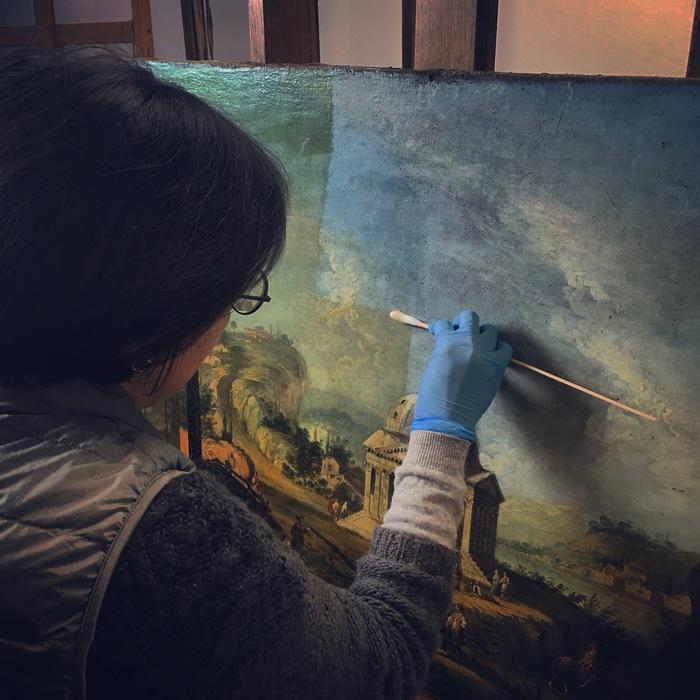 Journées du patrimoine 2019 - Visite guidée du labo, pôle conservation, restauration & imagerie scientifique